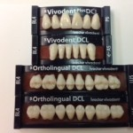 Ivoclar Blue Line DCL teeth in Premium Dentures